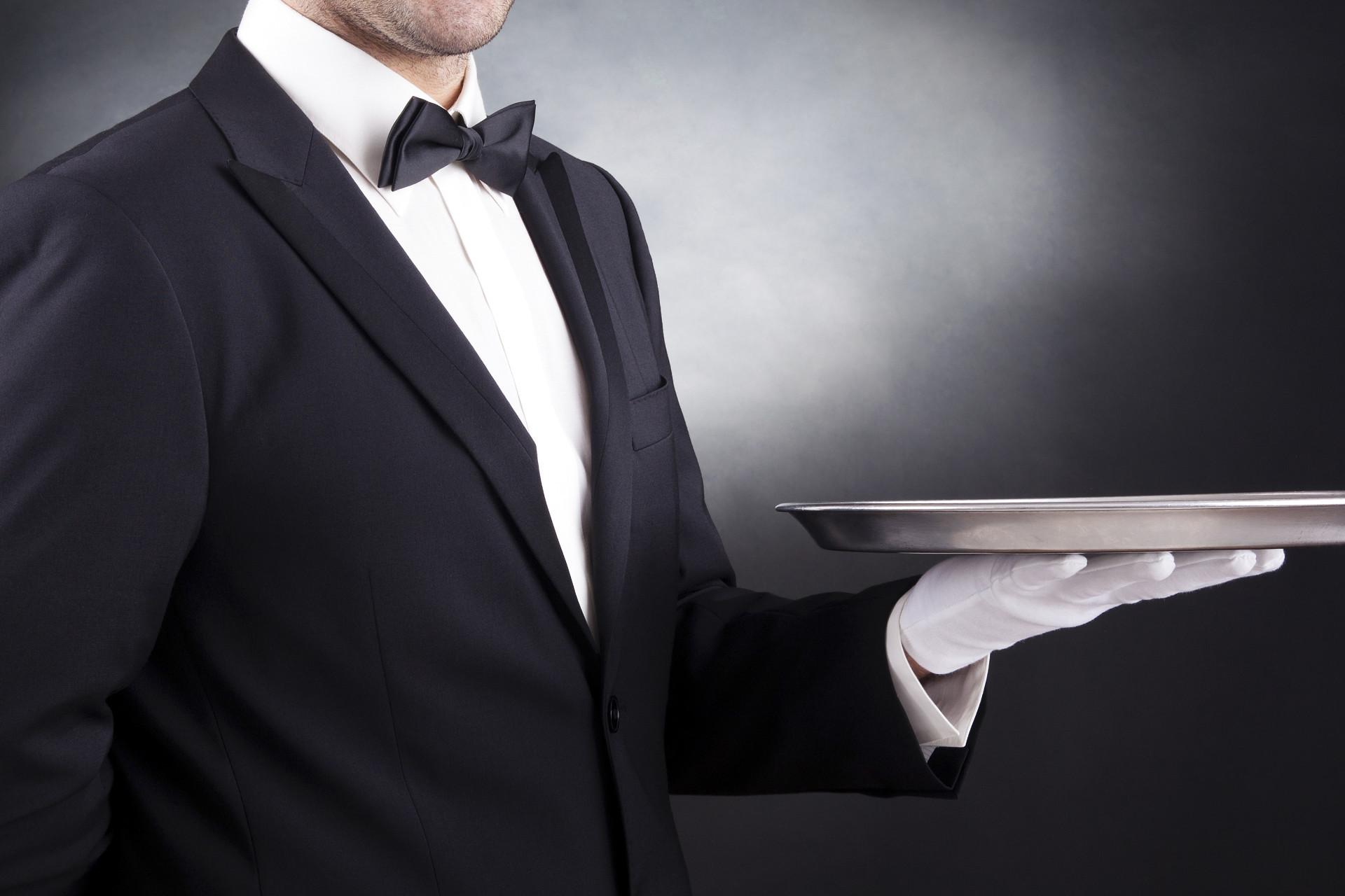 Empregados de mesa full-time e part-time