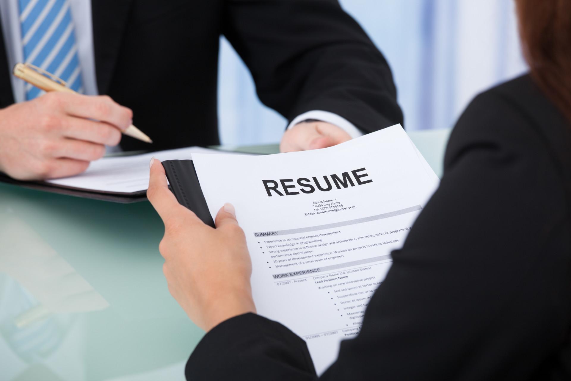 Empresas de recrutamento