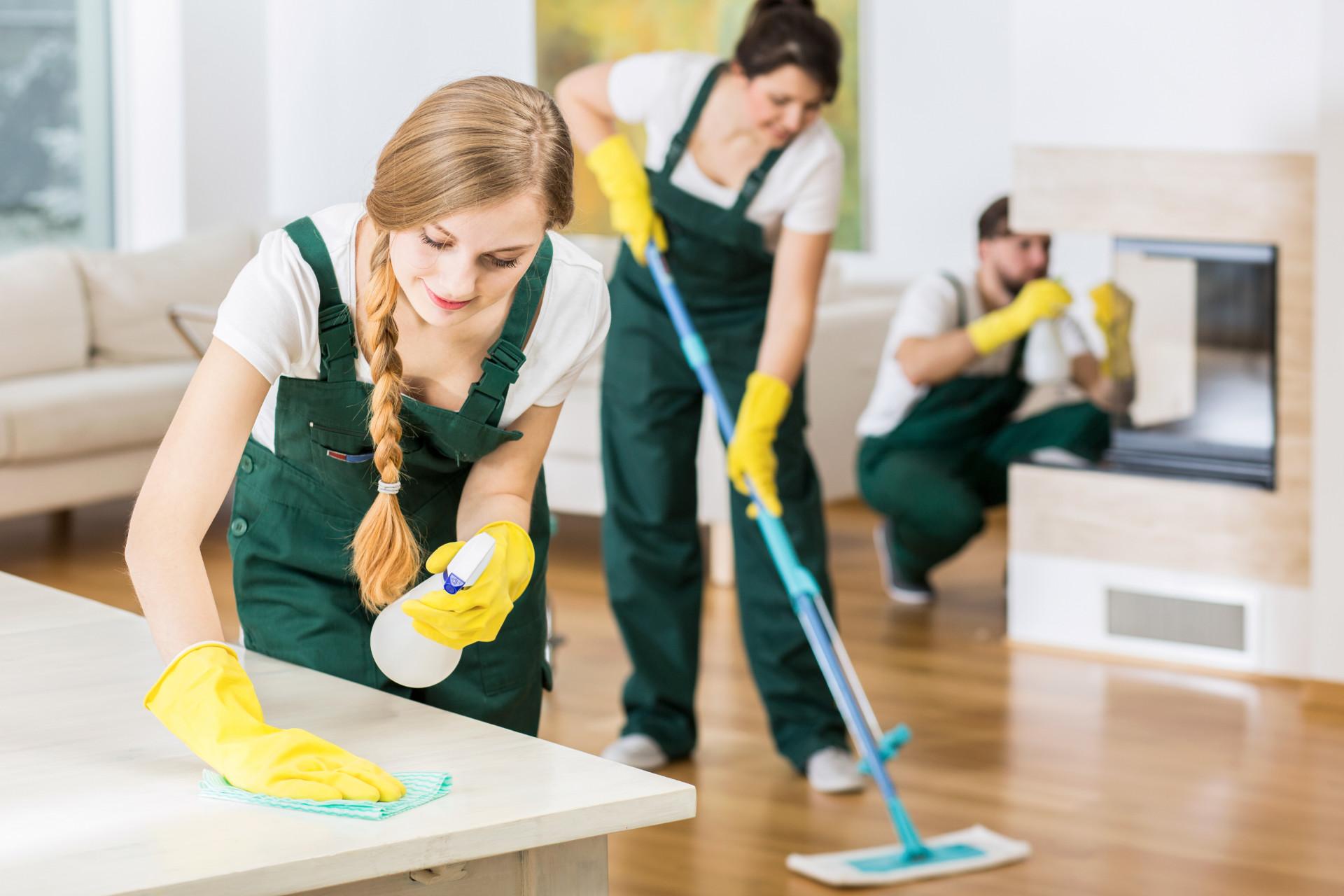 Housekeeping temporário ou em regime de outsourcing